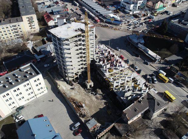 ЖК Централ Хол хід будівництва фото 245147