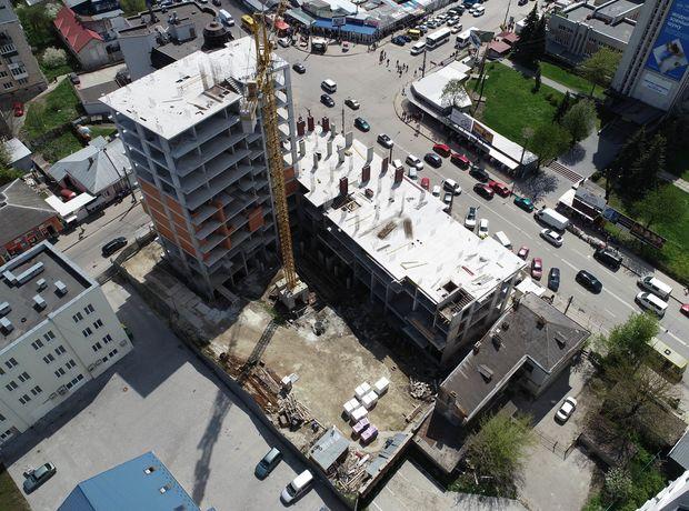 ЖК Централ Хол хід будівництва фото 258233