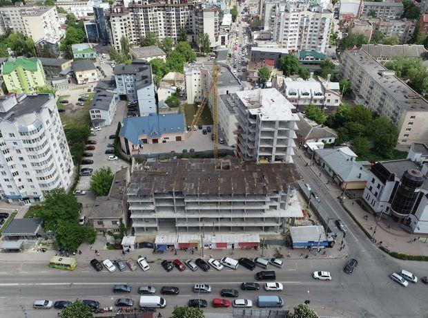 ЖК Централ Хол хід будівництва фото 267295