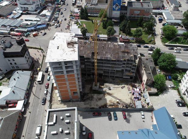 ЖК Централ Хол хід будівництва фото 267299