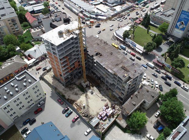 ЖК Централ Хол хід будівництва фото 267300
