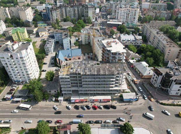 ЖК Централ Хол хід будівництва фото 286083