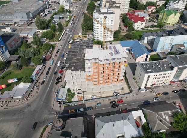 ЖК Централ Хол хід будівництва фото 286085
