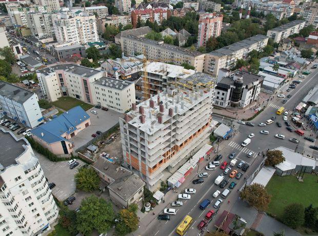 ЖК Централ Хол хід будівництва фото 310426