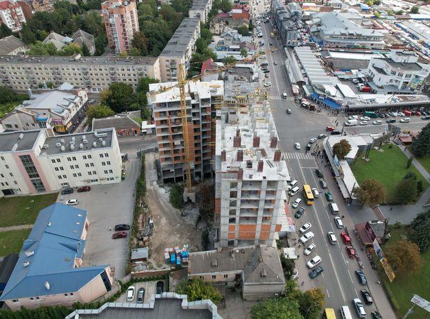 ЖК Централ Хол хід будівництва фото 310430