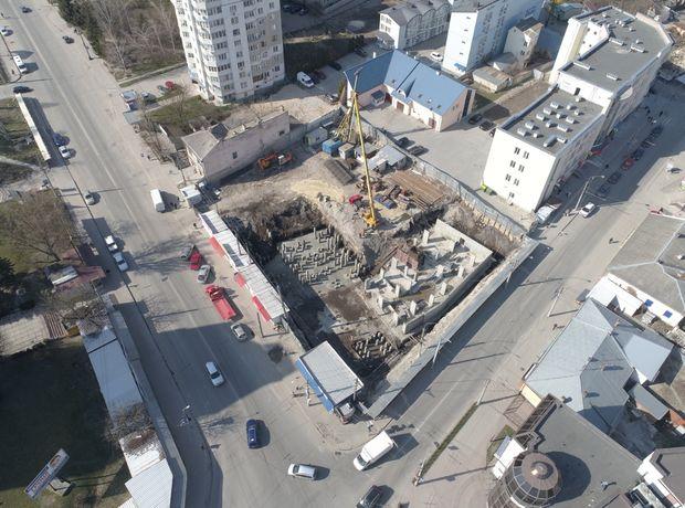ЖК Централ Холл ход строительства фото 164066