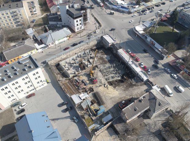ЖК Централ Холл ход строительства фото 164070