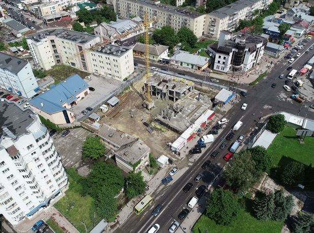 ЖК Централ Холл ход строительства фото 177257