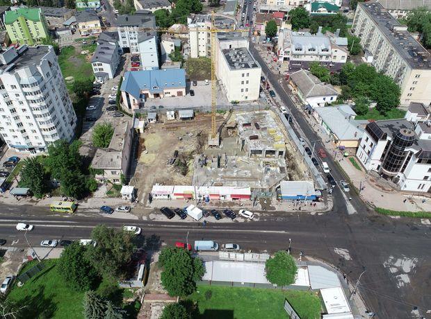 ЖК Централ Холл ход строительства фото 177258