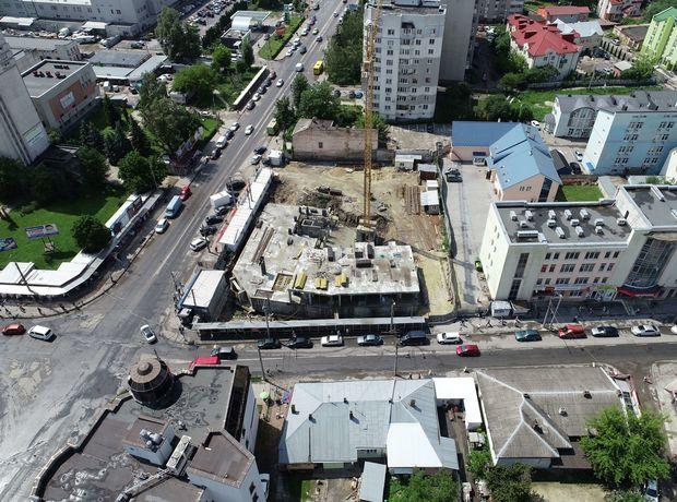 ЖК Централ Холл ход строительства фото 177260