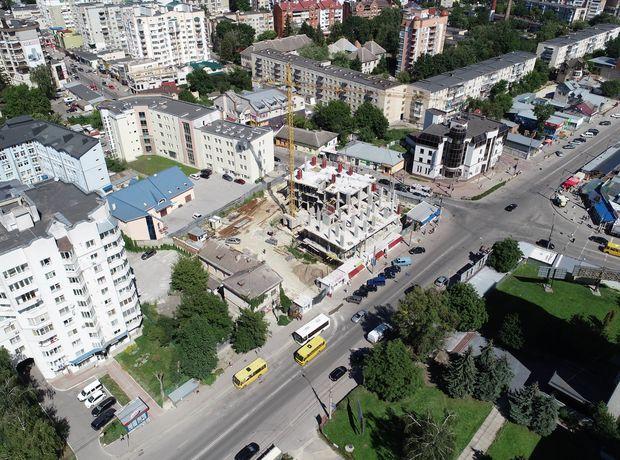 ЖК Централ Холл ход строительства фото 186417