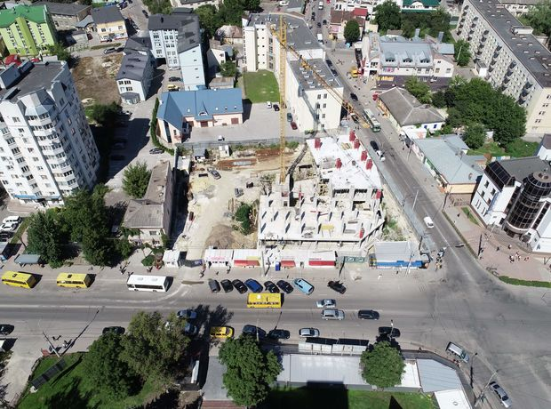 ЖК Централ Холл ход строительства фото 186418