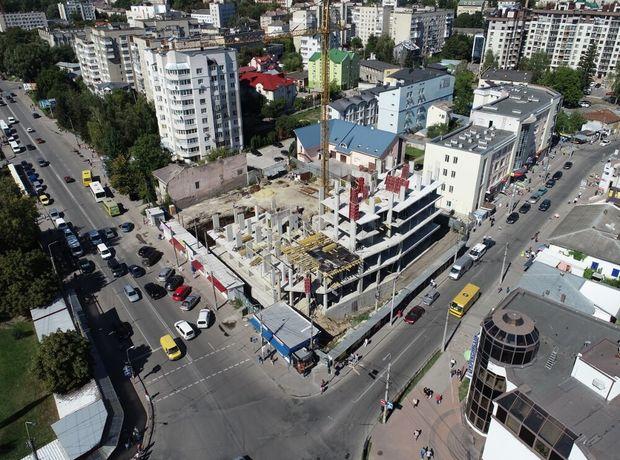 ЖК Централ Холл ход строительства фото 191603
