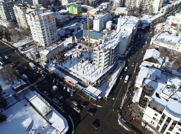 ЖК Централ Холл ход строительства фото 227567