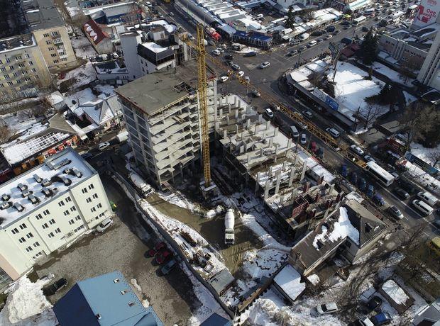 ЖК Централ Холл ход строительства фото 242913