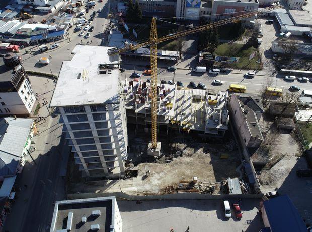 ЖК Централ Холл ход строительства фото 245146