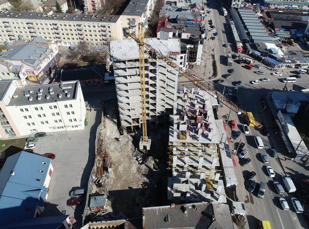 ЖК Централ Холл ход строительства фото 245148
