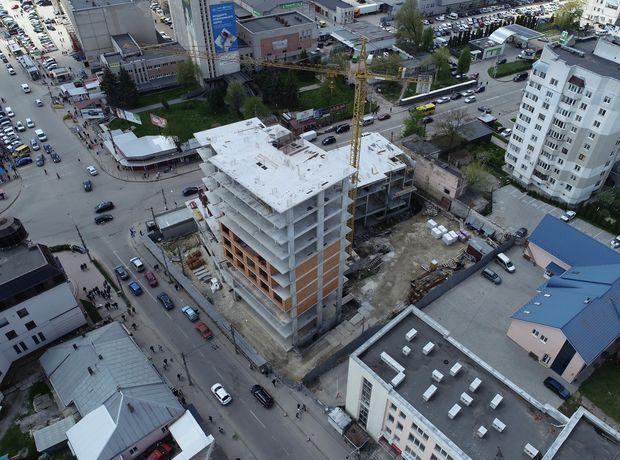 ЖК Централ Холл ход строительства фото 258231