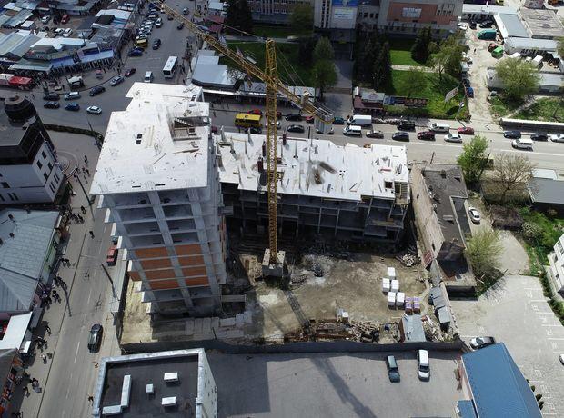 ЖК Централ Холл ход строительства фото 258232