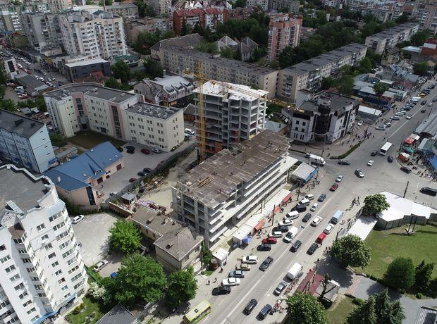 ЖК Централ Холл ход строительства фото 267294