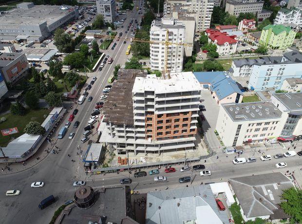 ЖК Централ Холл ход строительства фото 267297