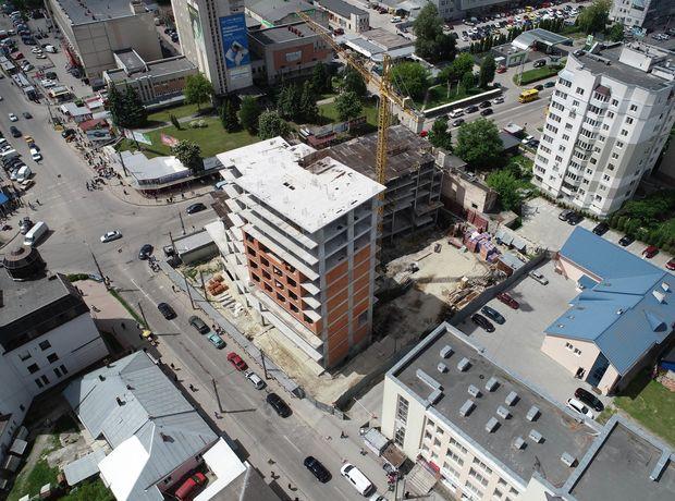 ЖК Централ Холл ход строительства фото 267298