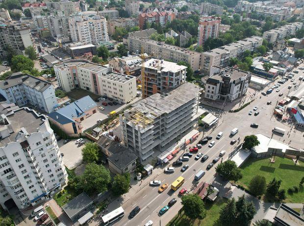 ЖК Централ Холл ход строительства фото 286082