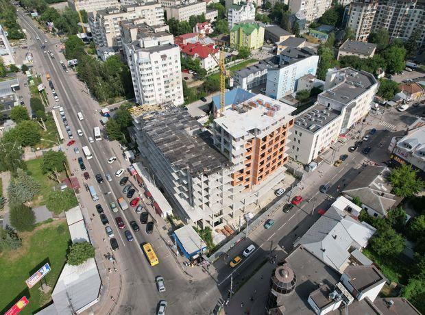 ЖК Централ Холл ход строительства фото 286084