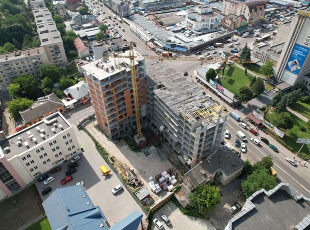 ЖК Централ Холл ход строительства фото 286088