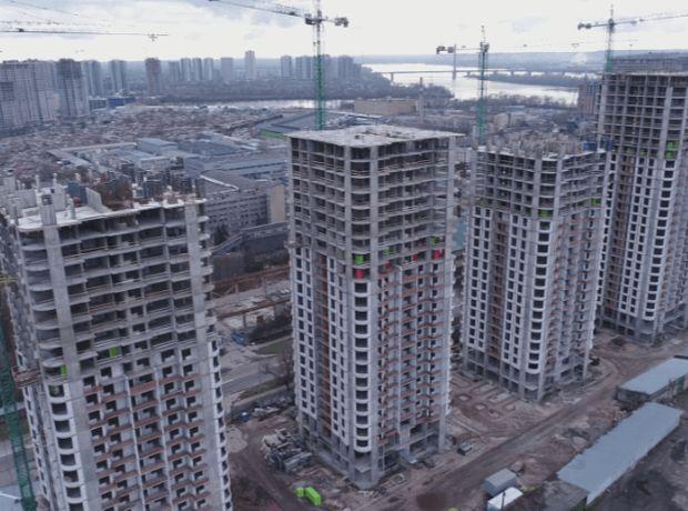ЖК Урлівський-2 хід будівництва фото 222286