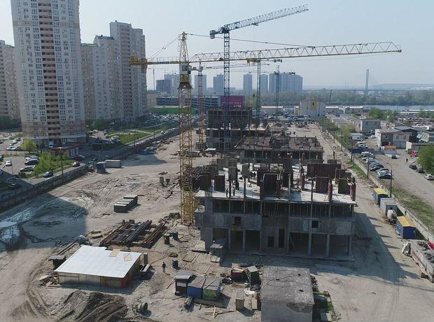ЖК Урловский-1 ход строительства фото 132526