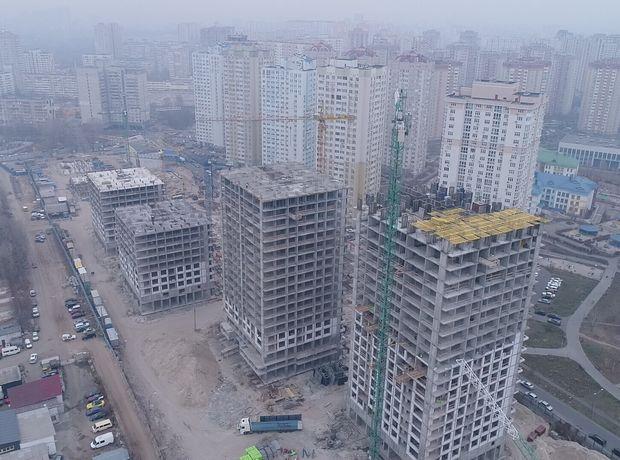 ЖК Урловский-1 ход строительства фото 138845