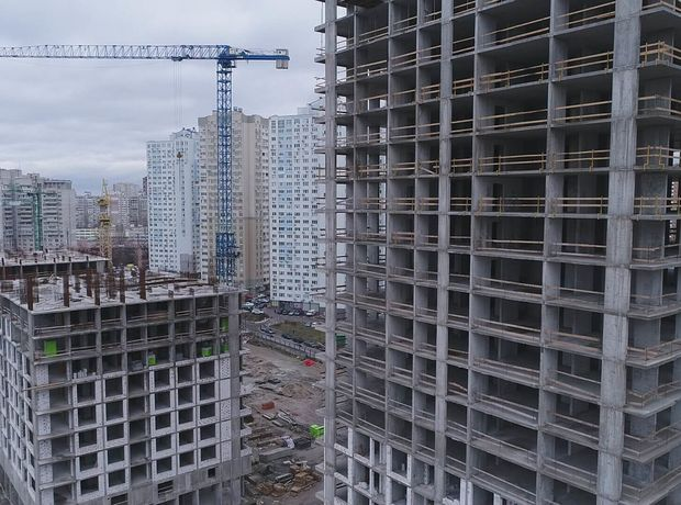 ЖК Урловский-1 ход строительства фото 160018