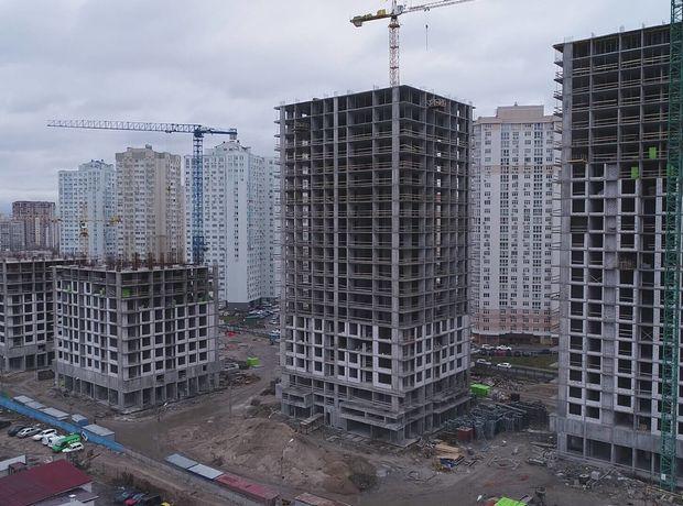 ЖК Урловский-1 ход строительства фото 160020