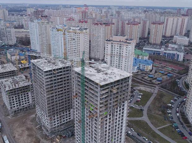 ЖК Урловский-1 ход строительства фото 160021