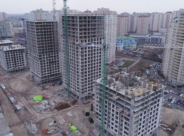 ЖК Урловский-1 ход строительства фото 160053