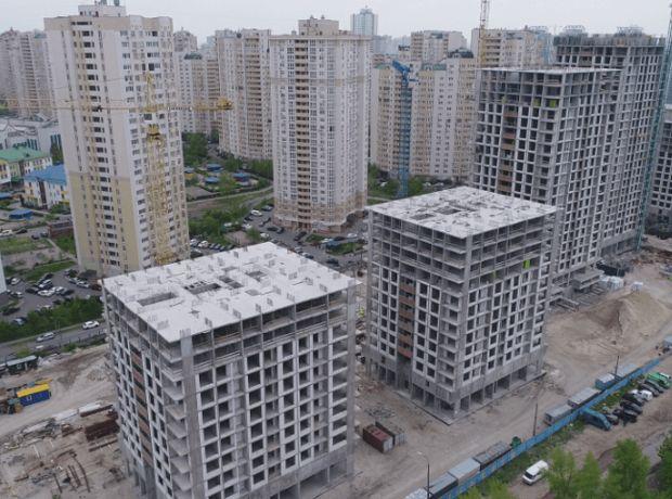 ЖК Урловский-1 ход строительства фото 173888