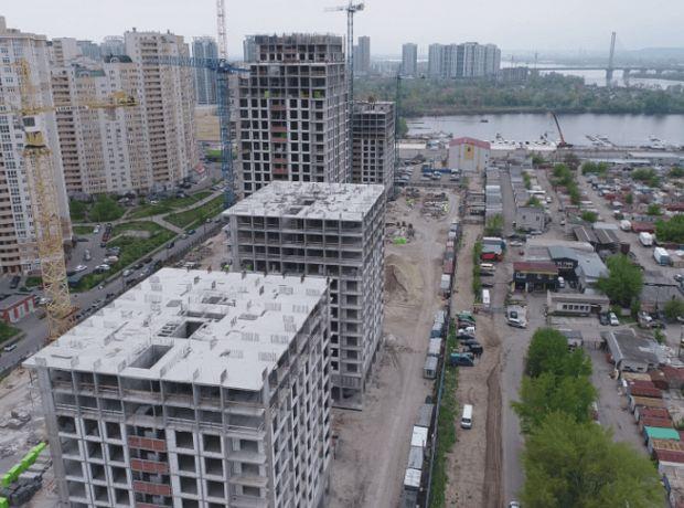 ЖК Урловский-1 ход строительства фото 173889