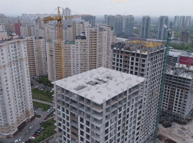 ЖК Урловский-1 ход строительства фото 173892