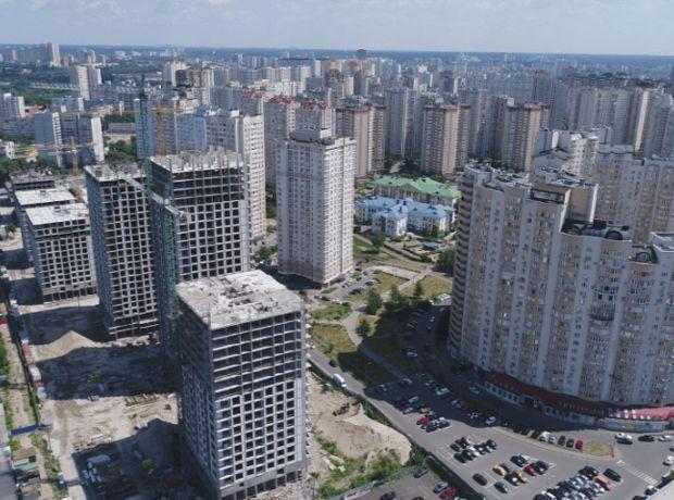 ЖК Урловский-1 ход строительства фото 180615