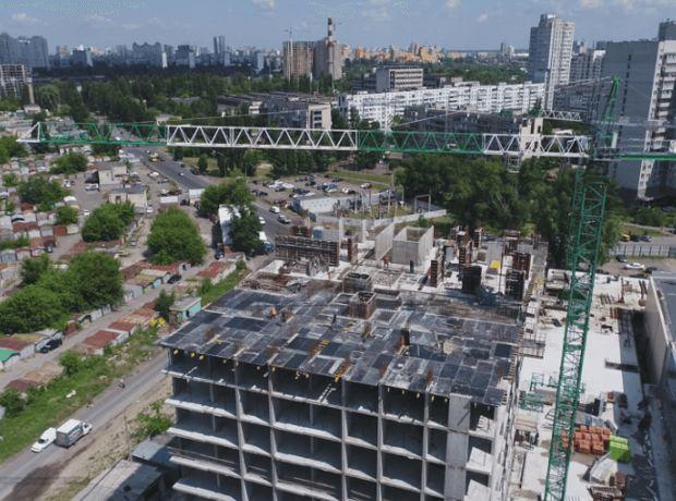ЖК Урловский-1 ход строительства фото 180622
