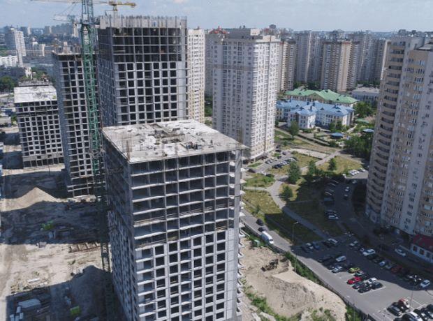 ЖК Урловский-1 ход строительства фото 180623