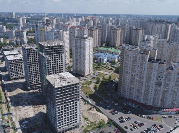 ЖК Урловский-1 ход строительства фото 184923