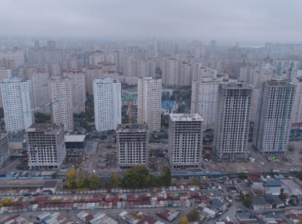 ЖК Урловский-1 ход строительства фото 206721
