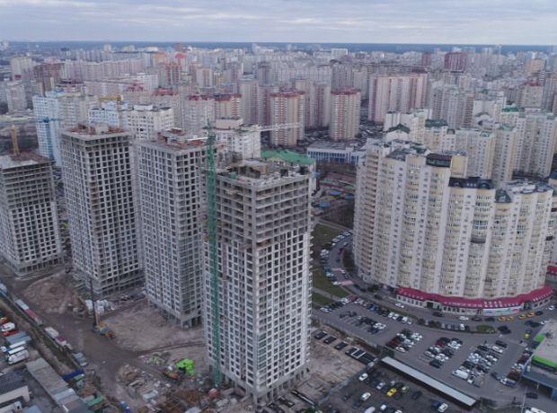 ЖК Урловский-1 ход строительства фото 222202