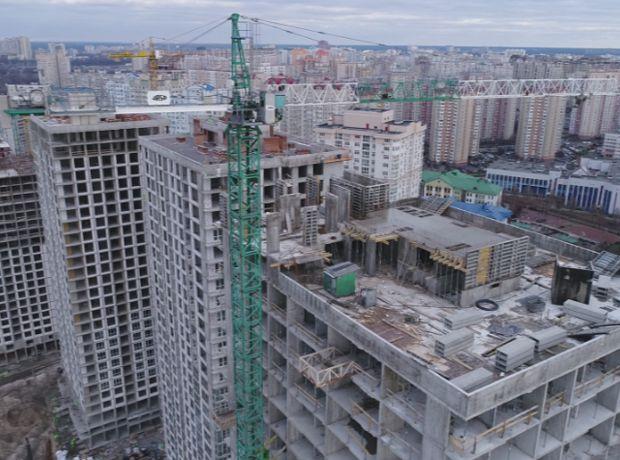 ЖК Урловский-1 ход строительства фото 222203