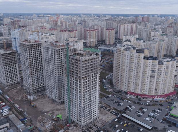ЖК Урловский-1 ход строительства фото 228629