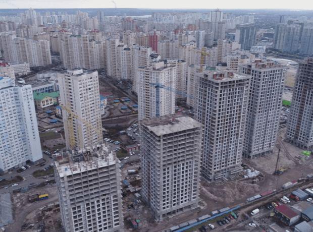 ЖК Урловский-1 ход строительства фото 228632