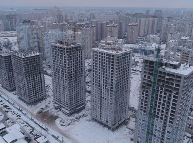 ЖК Урловский-1 ход строительства фото 244496