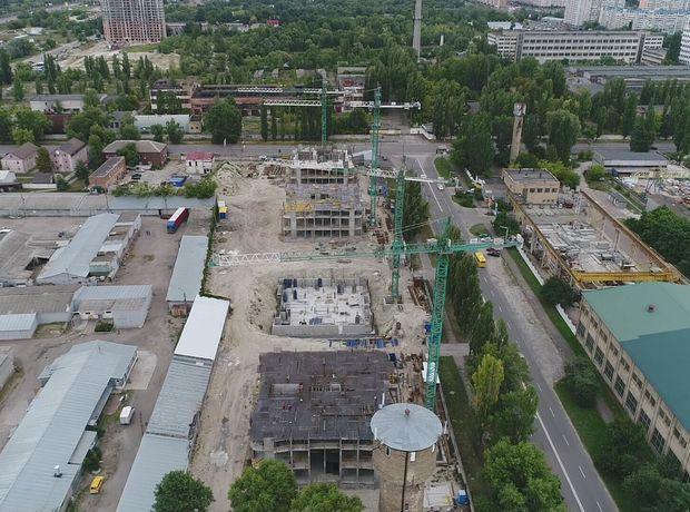 ЖК Урловский-2 ход строительства фото 147632